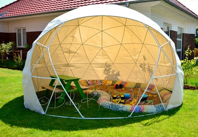Interesting Garden Igloo On Decorating Ideas